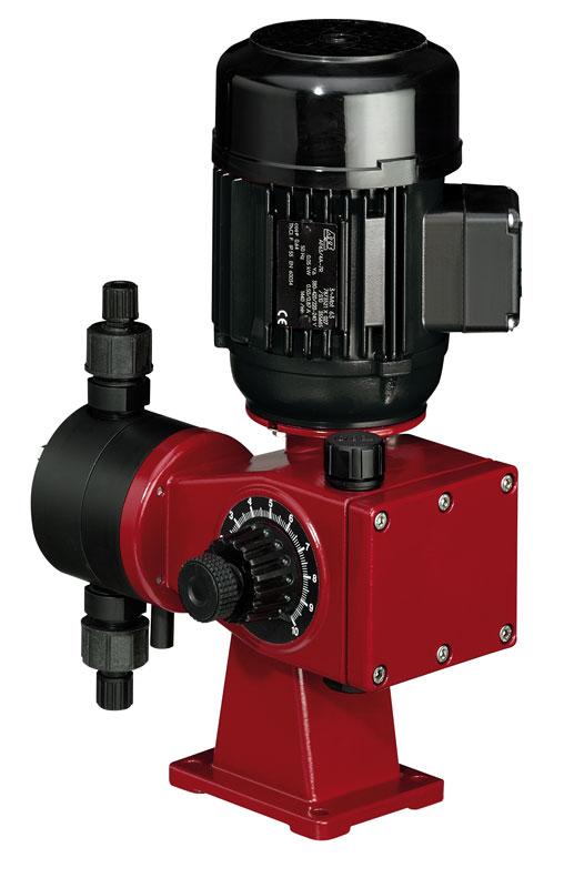 MEMDOS E- Lutz-JESCO America Corp  dosing pumps chlorine gas