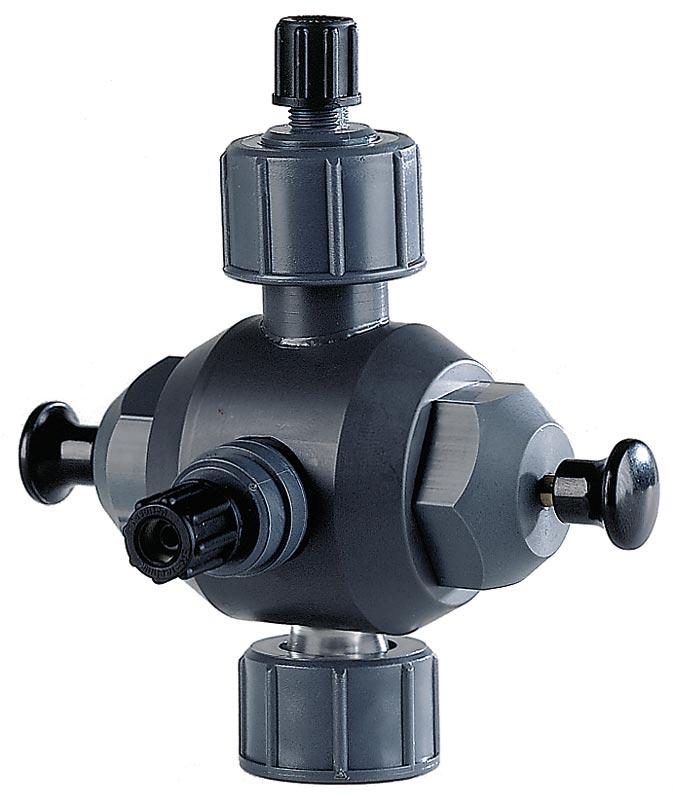 PENTABLOC- Lutz-JESCO America Corp  dosing pumps chlorine